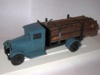 1:43 ЗиС-12 грузовик для перевозки леса