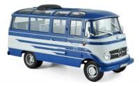 1:18 автобус MERCEDES-BENZ O319 1957 Blue/Beige