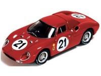 1:43 FERRARI 275LM #21 M.Gregory/J.Rindt Winner Le Mans 1965