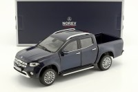 1:18 MERCEDES-BENZ X-Klasse Pick-Up (BR470) 2017 Blue Metallic