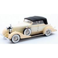 1:43 HISPANO Suiza H6C Convertible Sedan Hibbard & Darrin #12036 (закрытый) 1928 Creme