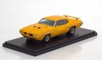 "1:43 PONTIAC GTO ""The Judge"" 1970 Yellow"