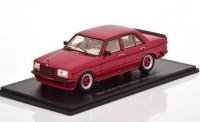 1:43 MERCEDES-BENZ W123 AMG 1980 Metallic Dark Red