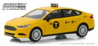 "1:43 FORD Fusion ""NYC Taxi"" (такси Нью-Йорка) 2013"