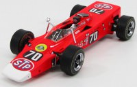 1:18 Lotus 56 #70 Turbine Indianapolis 500 STP 1968 Graham Hill