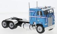 1:43 седельный тягач FREIGHTLINER FLA 1993 Metallic Blue