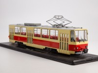 1:43 Трамвай Tatra-T6B5