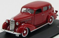 1:43 BUICK Special 1936 Dark Red