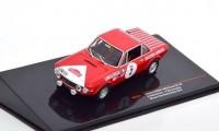 "1:43 LANCIA Fulvia 1600 Coupe HF #2 ""Marlboro"" Ballestrieri/Bernacchini Winner Rally San Remo 1972"
