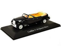 1:43 CADILLAC V-16 Queen Mary & Harry Truman 1948