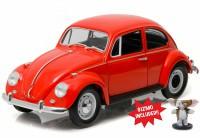 "1:18 VOLKSWAGEN Beetle c фигуркой Гизмо 1967 (из к/ф ""Гремлины"")"