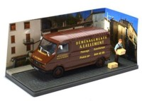 "1:43 CITROEN C35 фургон ""Demenagements A.Lallement"" 1975 Brown"