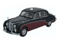 1:43 JAGUAR MkIX 1960 Black/Imperial Maroon