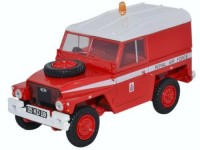 "1:43 Land Rover Series III 1/2 Ton Lightweight Hard Top Raf эскадрилия ""Red Arrows"" 1972"