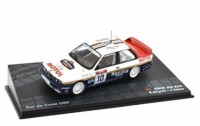 1:43 BMW M3 E30 #10 B.Béguin/J.Lenne победитель Rally Tour De Corse 1987