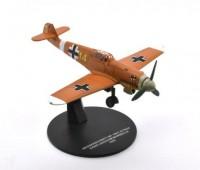 "1:72 Messerschmitt Bf 109 F-4/Trop Hans-Joachim Marseille ""Звезла Африки"" (158 побед)1942"