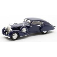 1:43 ROLLS ROYCE Phantom III Aero Coupe de Foudre #3BU184 1937 Purple Blue