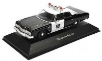 "1:43 CHEVROLET Bel Air ""Police City of Norwich"" (полиция США) 1973"