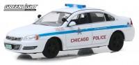 """1:43 CHEVROLET Impala """"Chicago Police"""" 2010"""