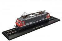 1:87 электровоз Re 4/4 IV Nr.10101 Швейцария 1982