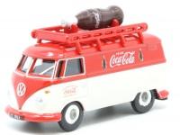 """1:76 VW T1 Van Bottle """"Coca Cola"""" 2018"""