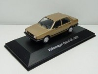 1:43 VW Gacel GL 1983 Grey