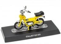 1:18 скутер ITALJET GO GO Yellow