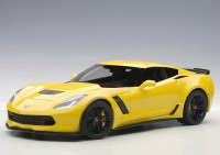 1:18 Chevrolet Corvette C7 Z06 2014 (yellow)