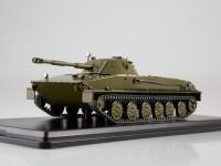 1:43 Плавающий танк ПТ-76