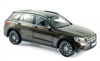 1:18 MERCEDES-BENZ GLC (X253) 2015 Brown Metallic