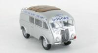 """1:43 автобус RENAULT AGP85 Saharien """"ALGER-FORT LAMY"""" маршрут 4700 км 1938 Silver"""