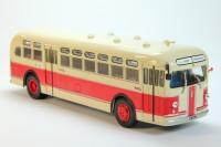1:43 автобус ЗИС-154 СССР 1946 Red/Beige