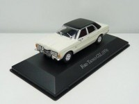 1:43 FORD Taunus GXL 1974 White/Black