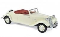 1:18 CITROEN Traction Avant 11 B Cabriolet 1939 Cream