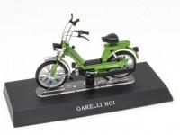 1:18 скутер GARELLI NOI Green