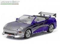 "1:43 MITSUBISHI Eclipse Spyder 2001 ""2 Fast & 2 Furious""(из к/ф""Двойной Форсаж"")"