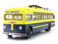1:43 МТБ-82Д производства ЗиУ (жёлтый)