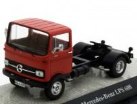 1:43 седельный тягач MERCEDES-BENZ LPS608 1975 Red