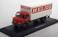 "1:43 MERCEDES-BENZ L 1113 фургон ""HELIOS"" 1969 White/Red"