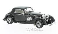 1:43 MERCEDES-BENZ 540K Sport Coupe 1936 Black