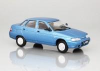 1:43 # 226 ВАЗ 2110 (1995-2007), голубой