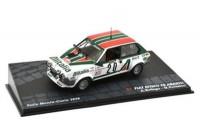 """1:43 FIAT Ritmo 75 Abarth """"Alitalia"""" #20 A.Bettega/M.Perissinot Rally Monte-Carlo 1979"""