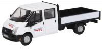 "1:76 FORD Transit двойная кабина грузовик ""Network Rail"" 2011 White"