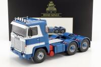 1:18 седельный тягач Scania LBT141 1976 Blue/White