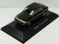 1:43 RENAULT 12 Alpine 1978 Black