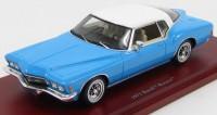 1:43 Buick Riviera 1971 (stratomist blue)