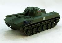 1:43 2С9 НОНА-С, 120-мм гусеничное самоходное артиллерийское орудие (хаки)
