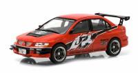"1:43 MITSUBISHI Lancer Evo IX 2006 ""Tokyo Drift"" (из к/ф ""Форсаж III"")"