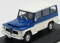 1:43 WILLYS Rural 4х4 1968 Blue/White