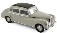 "1:18 MERCEDES-BENZ 300 (W186) ""ADENAUER"" 1955 Grey"